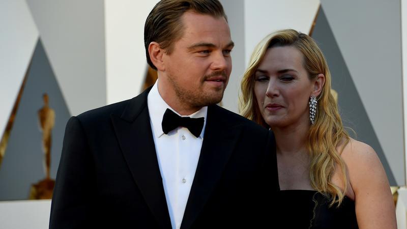 Leonardo DiCaprio i Kate Winslet