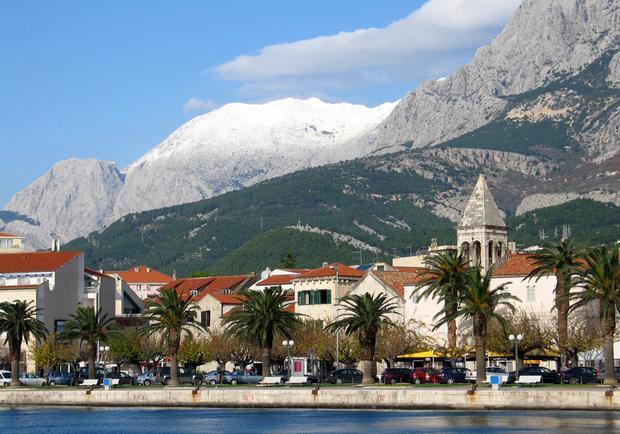 Chorwacja, Makarska