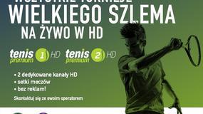 Powrót emocji na kanałach Tenis Premium 1 i Tenis Premium 2