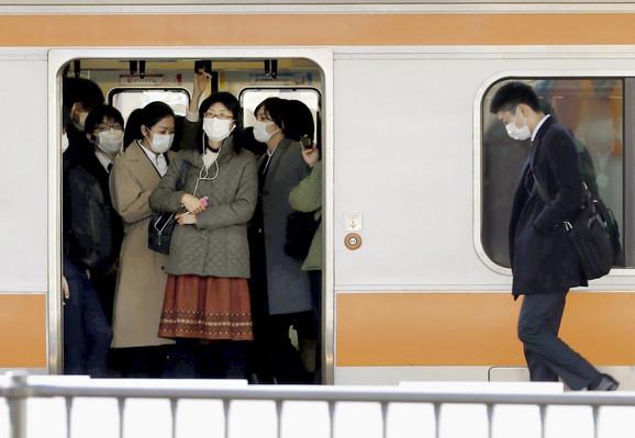 Krcati tokijski metro