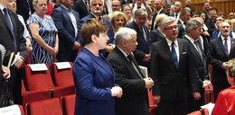Urodziny Kaczyńskiego: folklor, tańce i feta na cześć brata