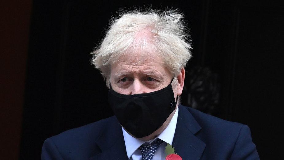 Boris Johnson o liczbie zgonów z powodu koronawirusa: przerażająca