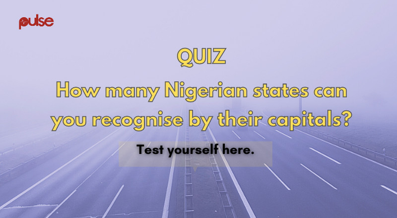 Quiz: How many Nigerian states can you recognise by their capitals?
