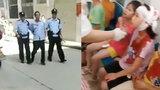 Atak nożownika w podstawówce. 39 osób rannych