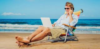 6 wskazówek jak uniknąć ataku hakerskiego podczas urlopu