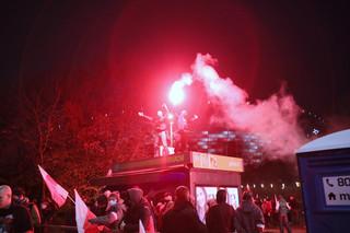 Fogiel: Wydarzenia z Marszu Niepodległości musi wyjaśnić MSWiA - jako zwierzchnik policji