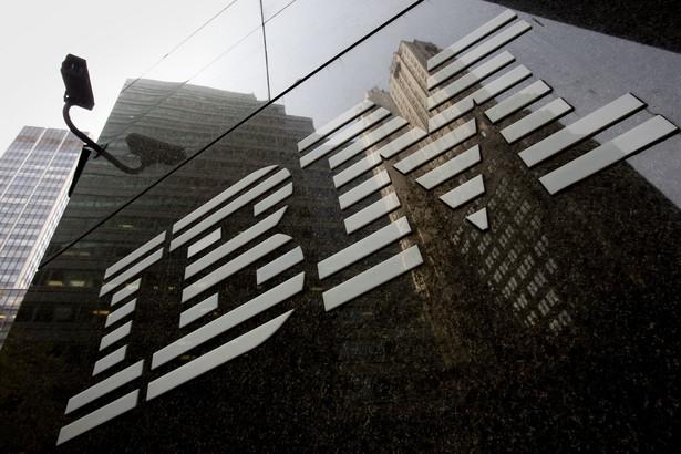 Miejsce 10. IBM