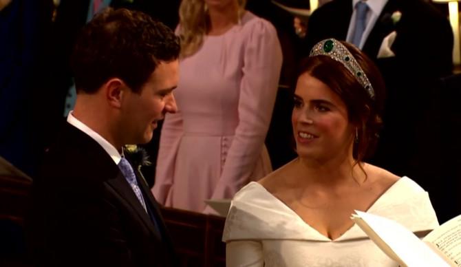 Venčanje princeze Eugenije