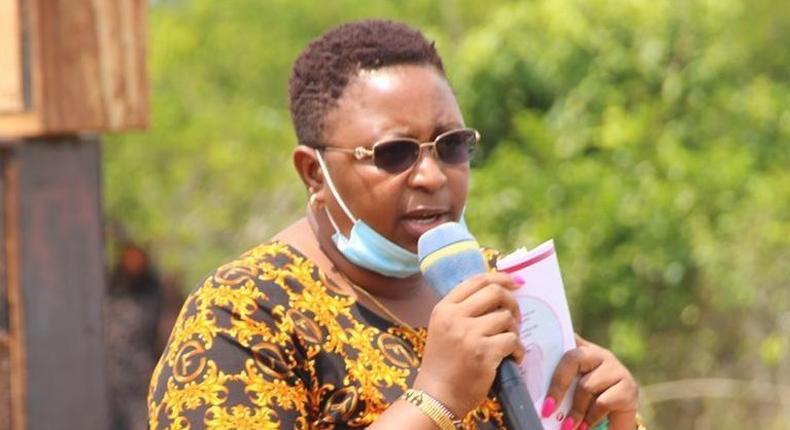 Malindi MP Aisha Jumwa