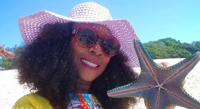 After visiting 21 states in Nigeria and 7 African countries, Ememval Uko, a Nigerian explorer and food blogger, is sharing her experience with BISSA (Photo: Instagram/Emygurrl)