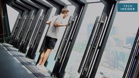 BI: Dzięki tej platformie można zawisnąć 300 metrów nad ulicami Chicago