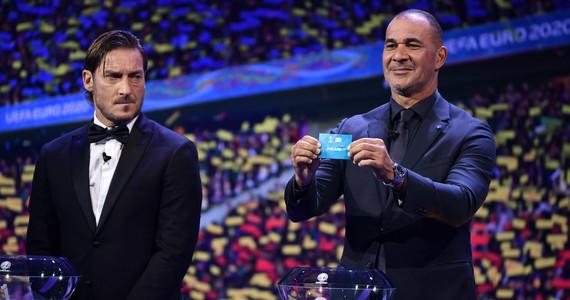 EURO 2020: Polska poznała rywali w fazie grupowej ME