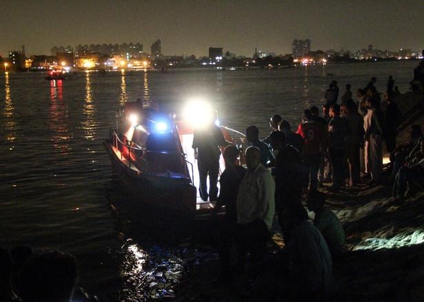 Uratować udało się pięć osób. Sześć uznaje się za zaginione
