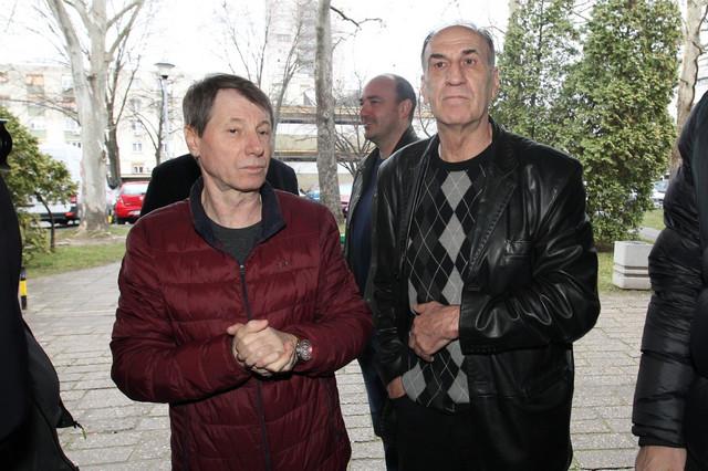 Zoran Slavnić i Dražen Dalipagić