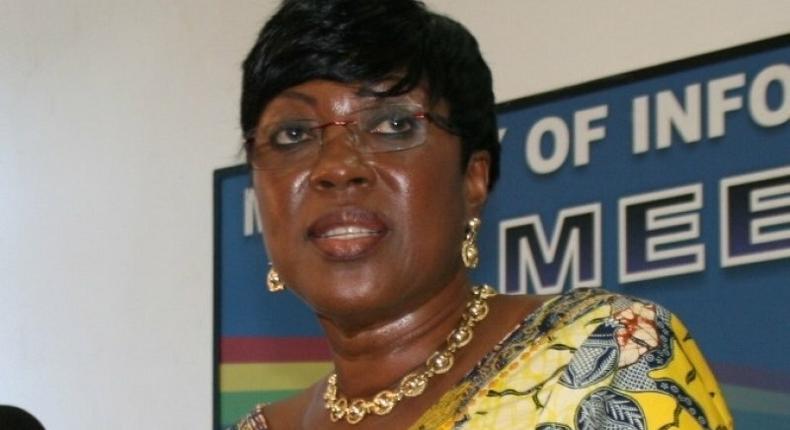 Minister of Transport, Dzifa Attivor
