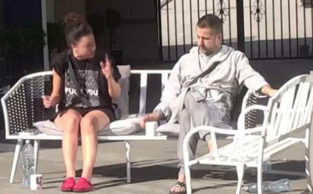 Sandra Rešić i Marko Đedović