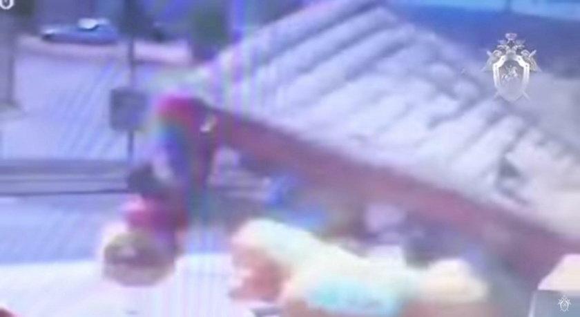 Rosja: Wiatr porwał dmuchaną trampolinę. Ranne dzieci