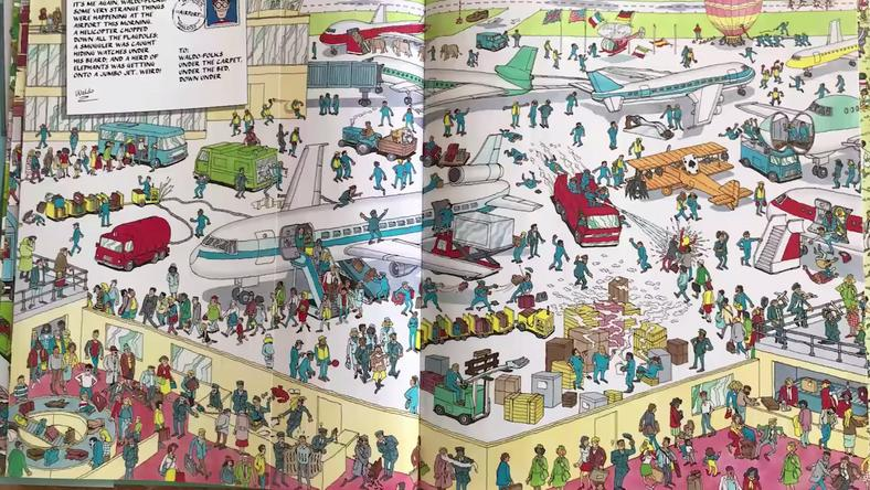where's waldo robot ai