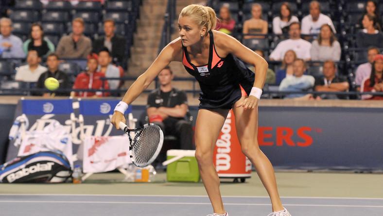 Agnieszka Radwańska w ćwierćfinale turnieju WTA