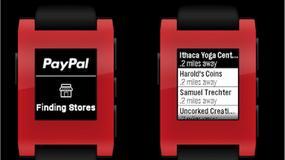 Pebble - płatności PayPala zrealizujesz zegarkiem