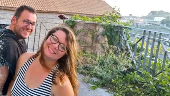 Morgan Gijo i njen muž su ponosni vlasnici kuće na Siciliji