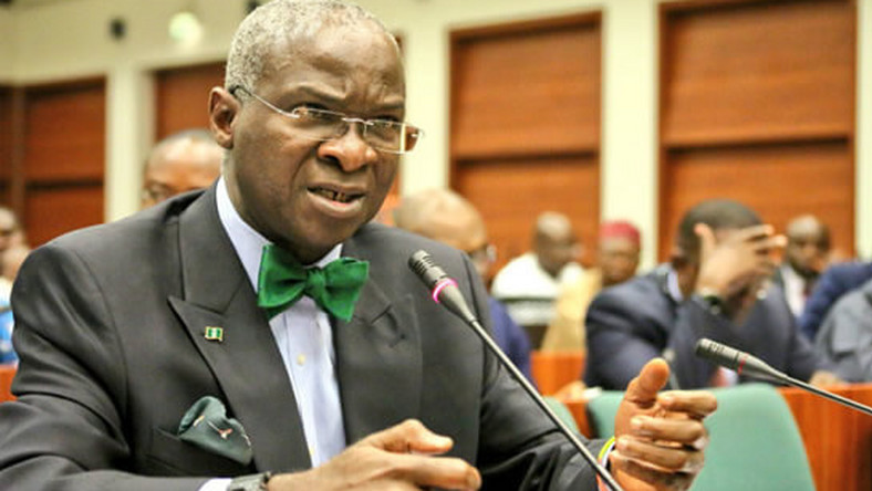 Babatunde Raji Fashola, SAN is a Nigerian lawyer and politician who is currently the Federal Minister of Power, Works and Housing (360dopes)