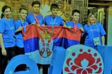 Ekipa Srbije na EJIO u Rusiji