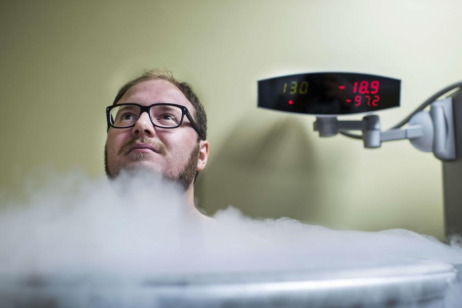 Cryotherapy Health And Wellness Facility