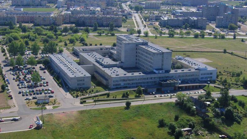 Szpital Wojewódzki w Suwałkach