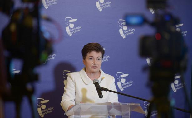 Za ukaraniem Hanny Gronkiewicz-Waltz głosowało pięciu członków komisji, przeciwko był jeden, a trzech się wstrzymało