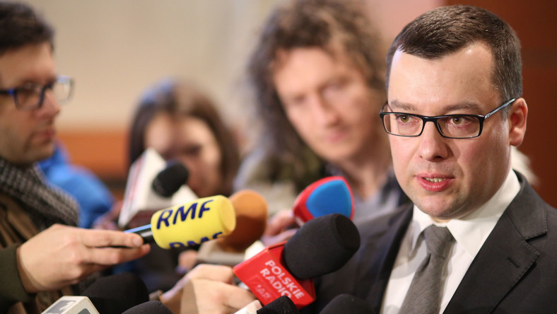 Przemysław Nowak, rzecznik warszawskiej prokuratury okręgowej