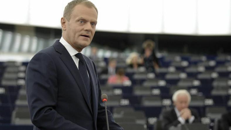 Donald Tusk w europarlamencie o priorytetach polskiej prezydencji
