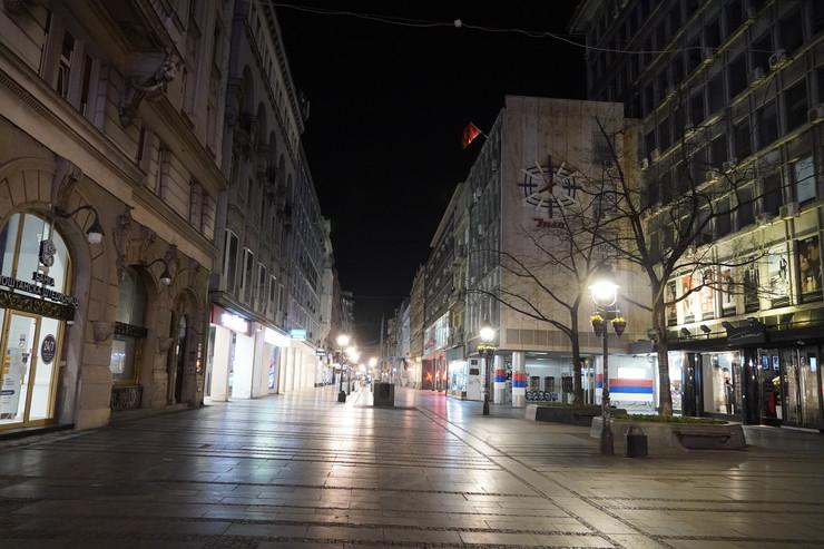 Policijski čas Beograd