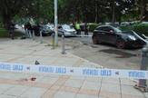 NIS01 Uvidjaj na Viyantijskom bulevaru nakon sto je jedan Nislija izboden srpom foto Branko Janackovic