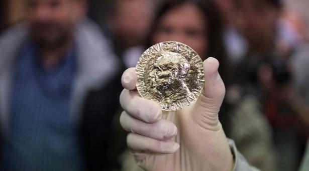 medal - Pokojowa Nagroda Nobla