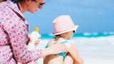 Jak chronić skórę dziecka latem?