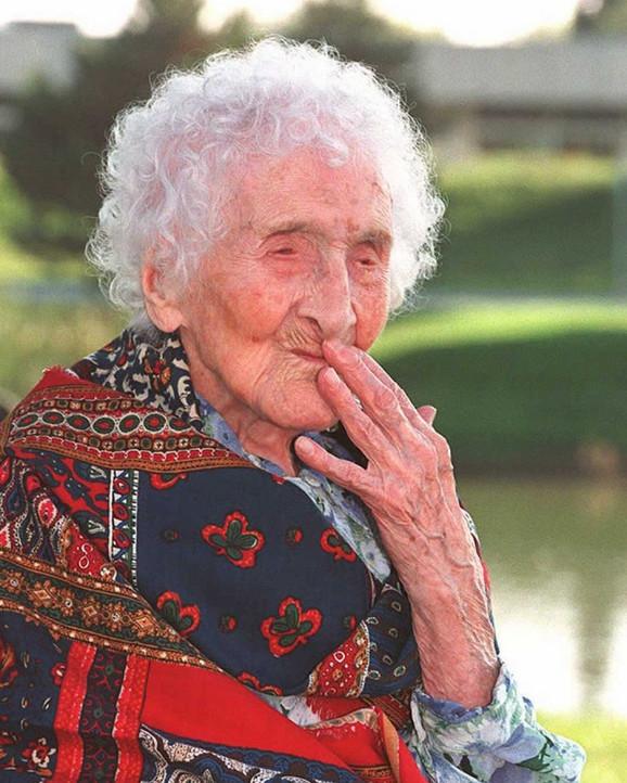 Žan Kalman je živela 122 godine