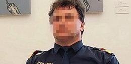 Szef policji zastrzelił się służbową bronią
