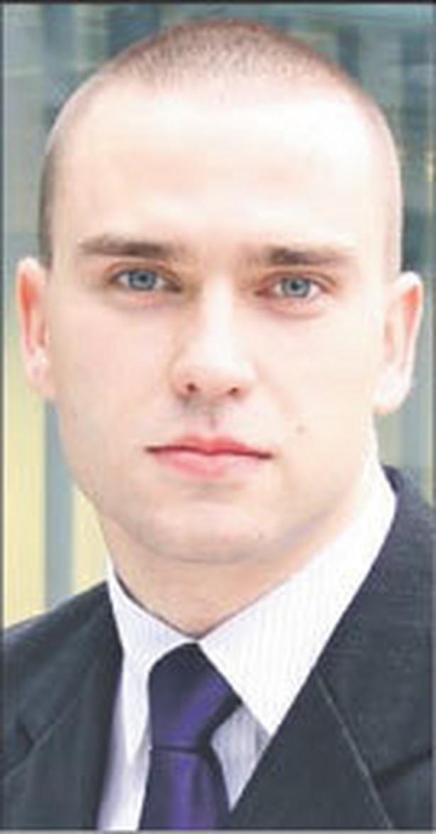 Piotr Hans, CIA, starszy konsultant w Grant Thornton Frąckowiak