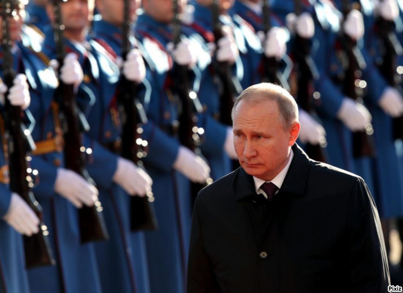 Putinovo modno izdanje