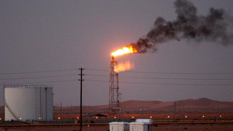 Instalacja Aramco w Arabii Saudyjskiej