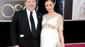 61-letni Harvey Weinstein został ojcem