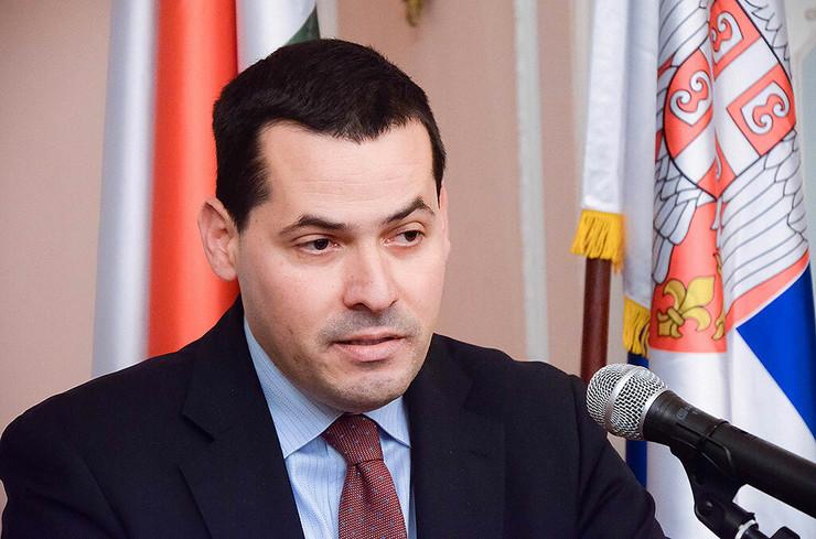 Nemanja Stevanović, MSP, državni sekretar