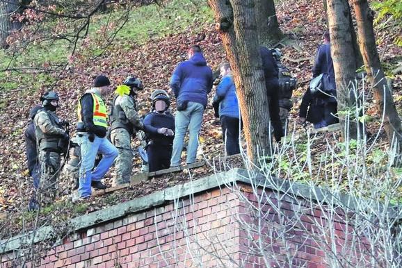 Inspektori satima češljali svaki pedalj, ali nisu našli oružje