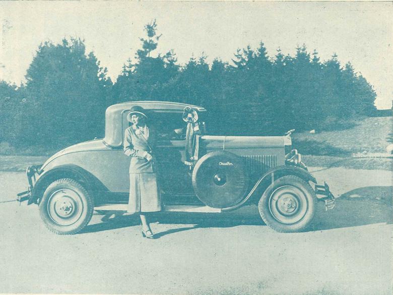 Motoryzacja w II RP (1918-39)