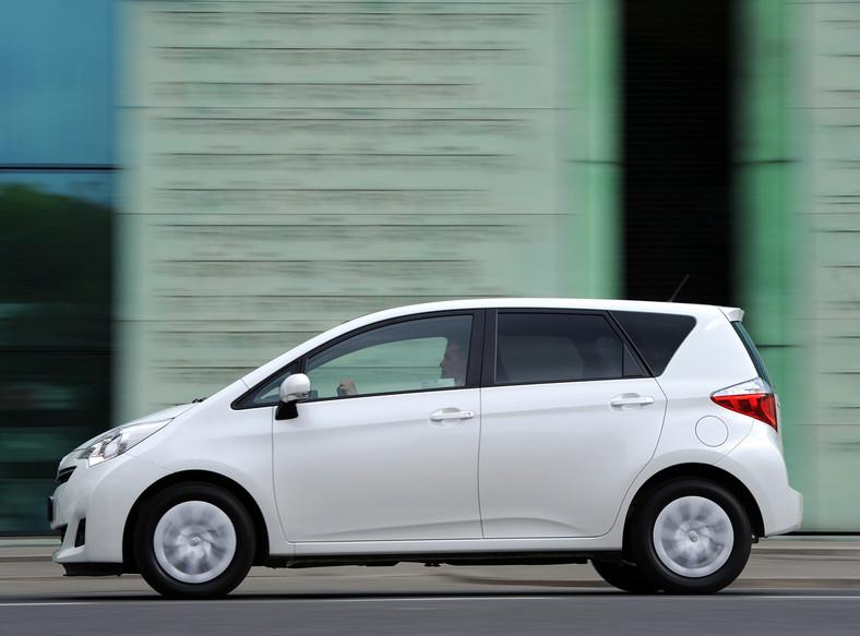 Toyota w Polsce wkręca się na wysokie obroty