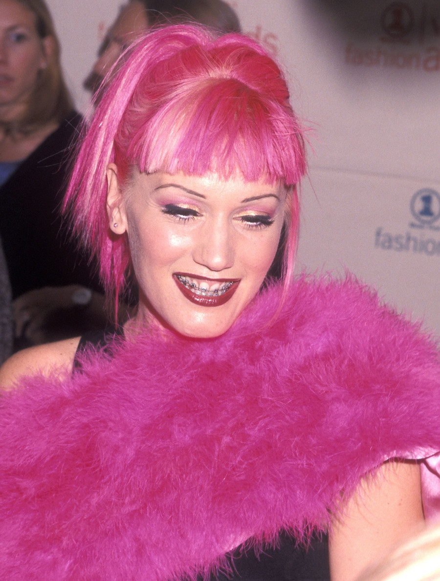 Gwen Stefani w latach 90. / Getty Images / Ron Galella