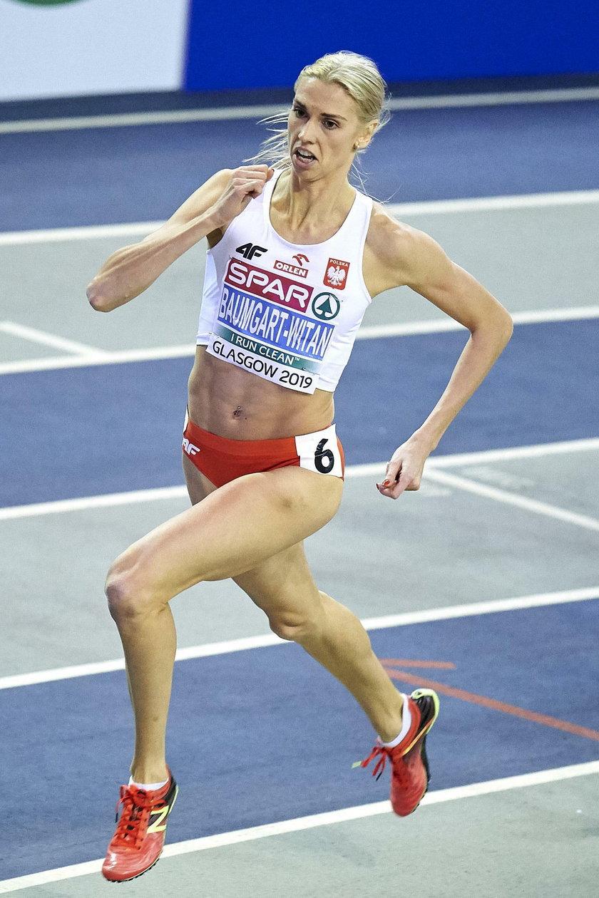 Iga ma już medale mistrzostw świata i Europy w sztafecie 4x400 metrów.
