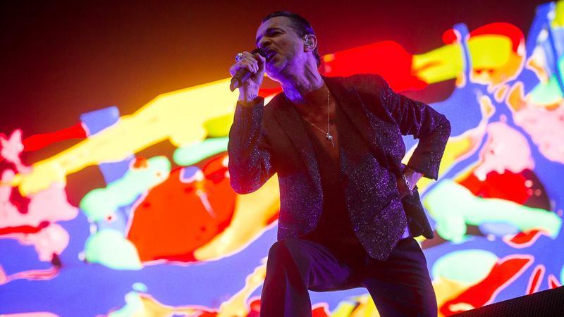 Koncert Depeche Mode w Warszawie
