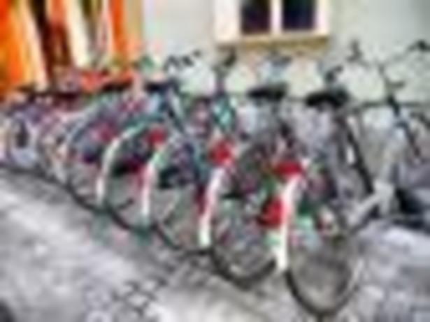 Pijany cyklista nie trafi za kratki